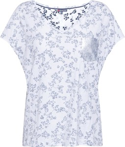 Bluzka STREET ONE z dżerseju z krótkim rękawem