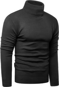 Czarna bluza Risardi w stylu casual