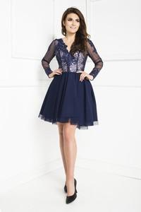 Sukienka Marcelini z tkaniny