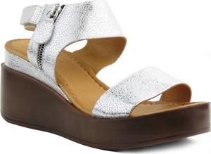 Sandały Venezia w stylu casual na rzepy