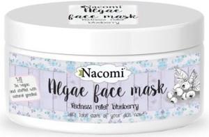 Nacomi maska rozjaśniająca Alga Borówka i witamina C 42 g