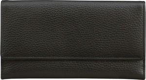 Czarny portfel Koruma