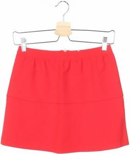 Czerwona spódniczka dziewczęca Mauro Grifoni