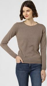 Brązowy sweter Apriori z dzianiny w stylu casual