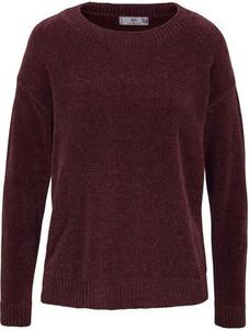 Czerwony sweter ajc w stylu casual