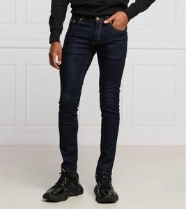 Jeansy Versace Jeans z jeansu