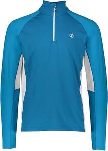 Niebieska bluza Dare 2b z plaru w sportowym stylu