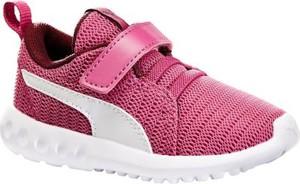 Różowe buty sportowe dziecięce Puma