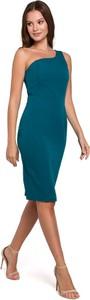 Sukienka Merg bez rękawów midi