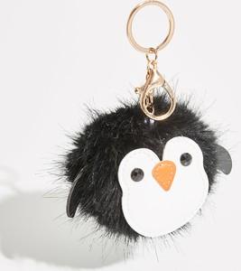 Sinsay - Brelok pingwin - Czarny