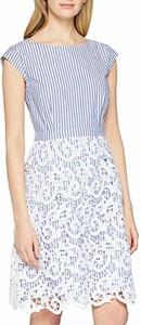 Sukienka amazon.de mini z okrągłym dekoltem