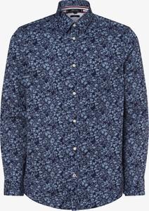 Koszula Tommy Hilfiger z długim rękawem w młodzieżowym stylu