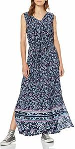 Sukienka amazon.de z dresówki bez rękawów