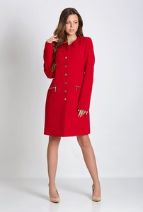 Czerwony płaszcz Marcelini
