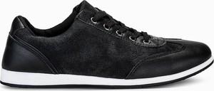 Buty sportowe Edoti w sportowym stylu sznurowane