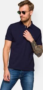 Koszulka polo LANCERTO z krótkim rękawem