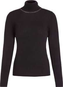 Czarny sweter Liu-Jo