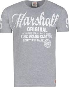 T-shirt Marshall Orginal w młodzieżowym stylu z nadrukiem
