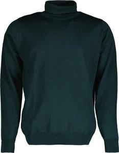 Sweter Lavard z tkaniny z golfem