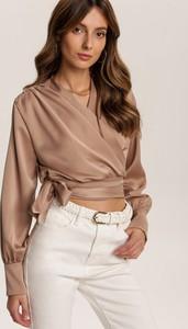 Koszula Renee z długim rękawem