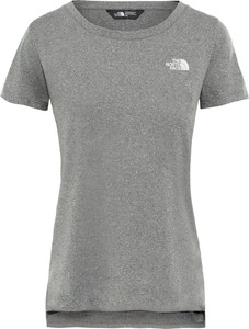 T-shirt The North Face w stylu casual z okrągłym dekoltem