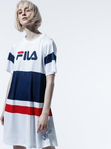 Sukienka Fila w sportowym stylu mini