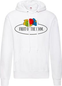 Bluza Fruit Of The Loom z bawełny w młodzieżowym stylu