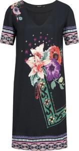 Sukienka Desigual mini prosta