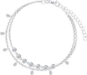Bransoleta srebrna W.KRUK SLB/AC094