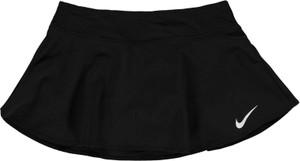 Czarna spódniczka dziewczęca Nike