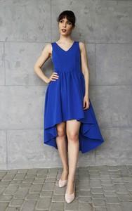 Niebieska sukienka Sklepfilloo