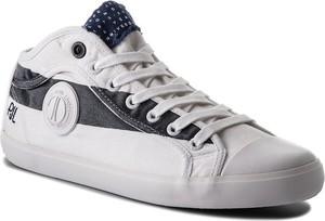 Pepe Jeans Trampki In 45 PMS30431 Biały