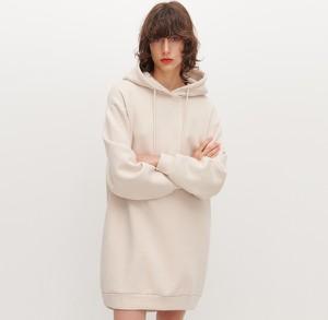 Sukienka Reserved z długim rękawem mini