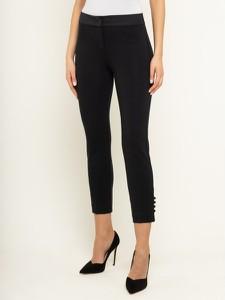 Czarne spodnie Pennyblack w stylu klasycznym