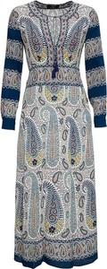 Sukienka Etro w stylu boho