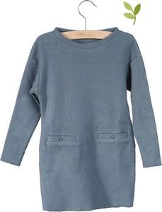 Sukienka dziewczęca Little Hedonist z bawełny