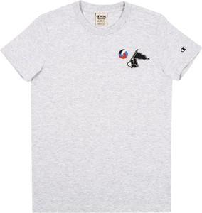 T-shirt Champion z bawełny w stylu casual