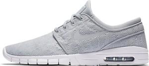 Buty sportowe Nike z tkaniny sb sznurowane