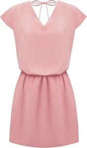 Różowa sukienka Ivon