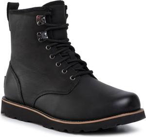 Czarne buty zimowe UGG Australia