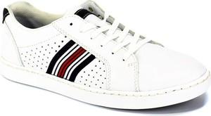 Buty letnie męskie Rieker sznurowane