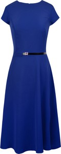 Niebieska sukienka Prettyone