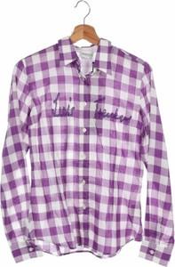Fioletowa koszula Luis Trenker