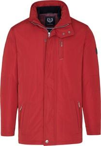 Czerwona kurtka Lavard krótka