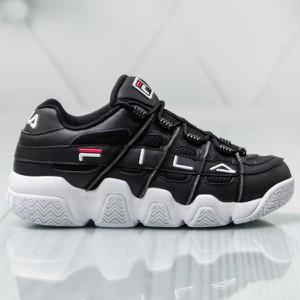 Sneakersy Fila sznurowane na platformie