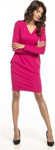 Sukienka Tessita z długim rękawem w stylu casual