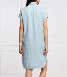 Niebieska sukienka Marc O'Polo