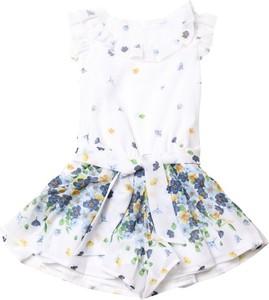 Sukienka dziewczęca Mayoral w kwiatki