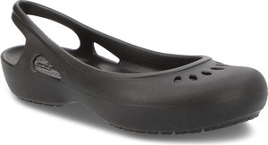 Sandały Crocs z płaską podeszwą w stylu klasycznym