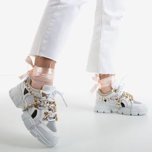 Sneakersy Royalfashion.pl na platformie